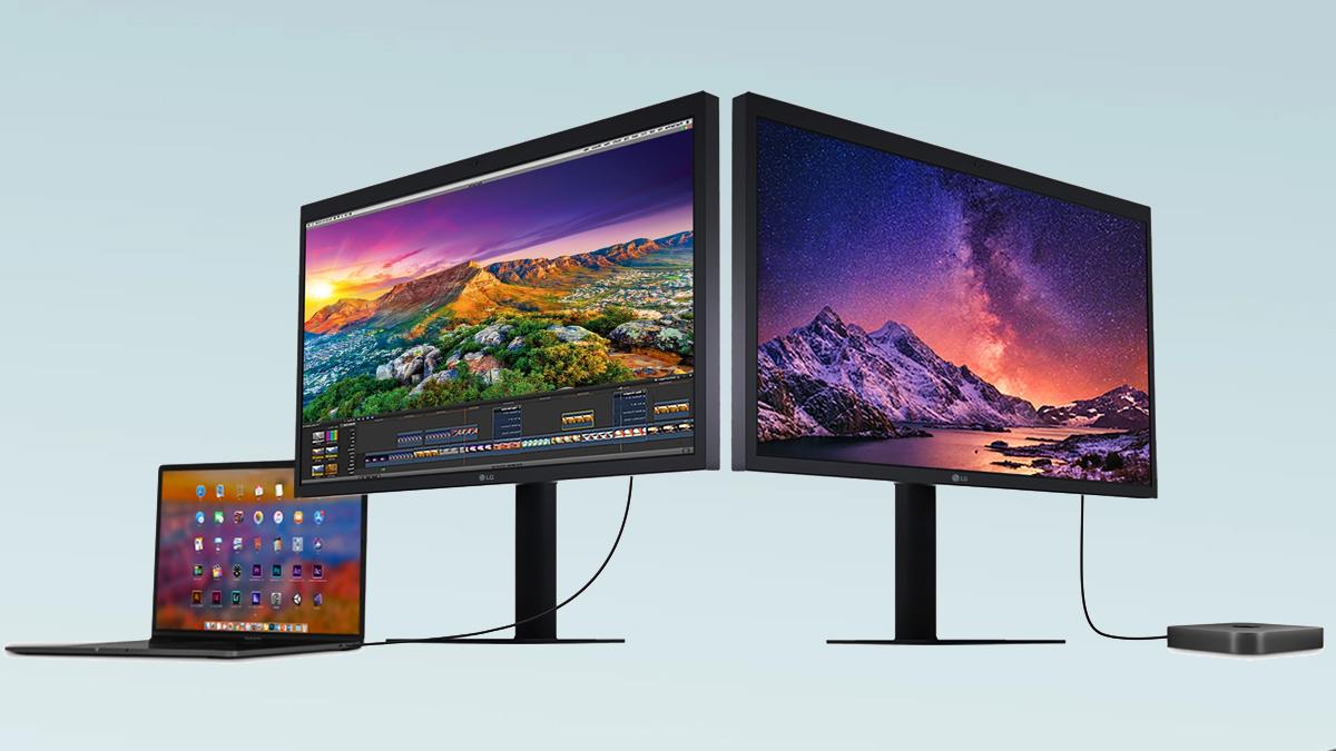 LG yeni nesil UltraFine 5K ekran şimdi Mac ve iPad Pro'yu destekliyor 1