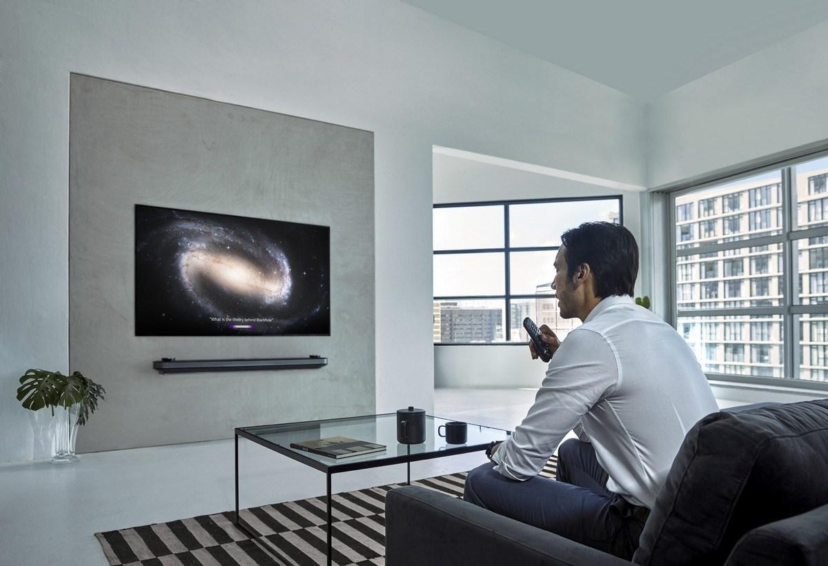 LG'nin Akıllı TV'leri Gelecek Hafta HomeKit ve AirPlay 2 Desteği Almak İçin 1