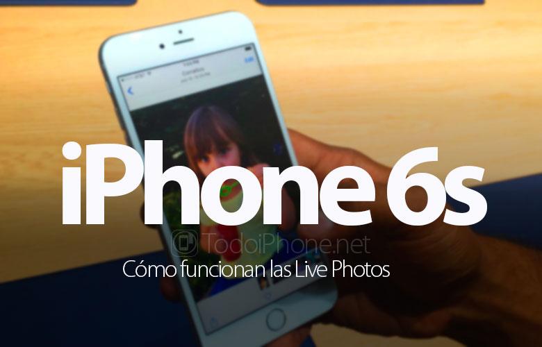 Live Photo iPhone 6'larda nasıl çalışır? 1