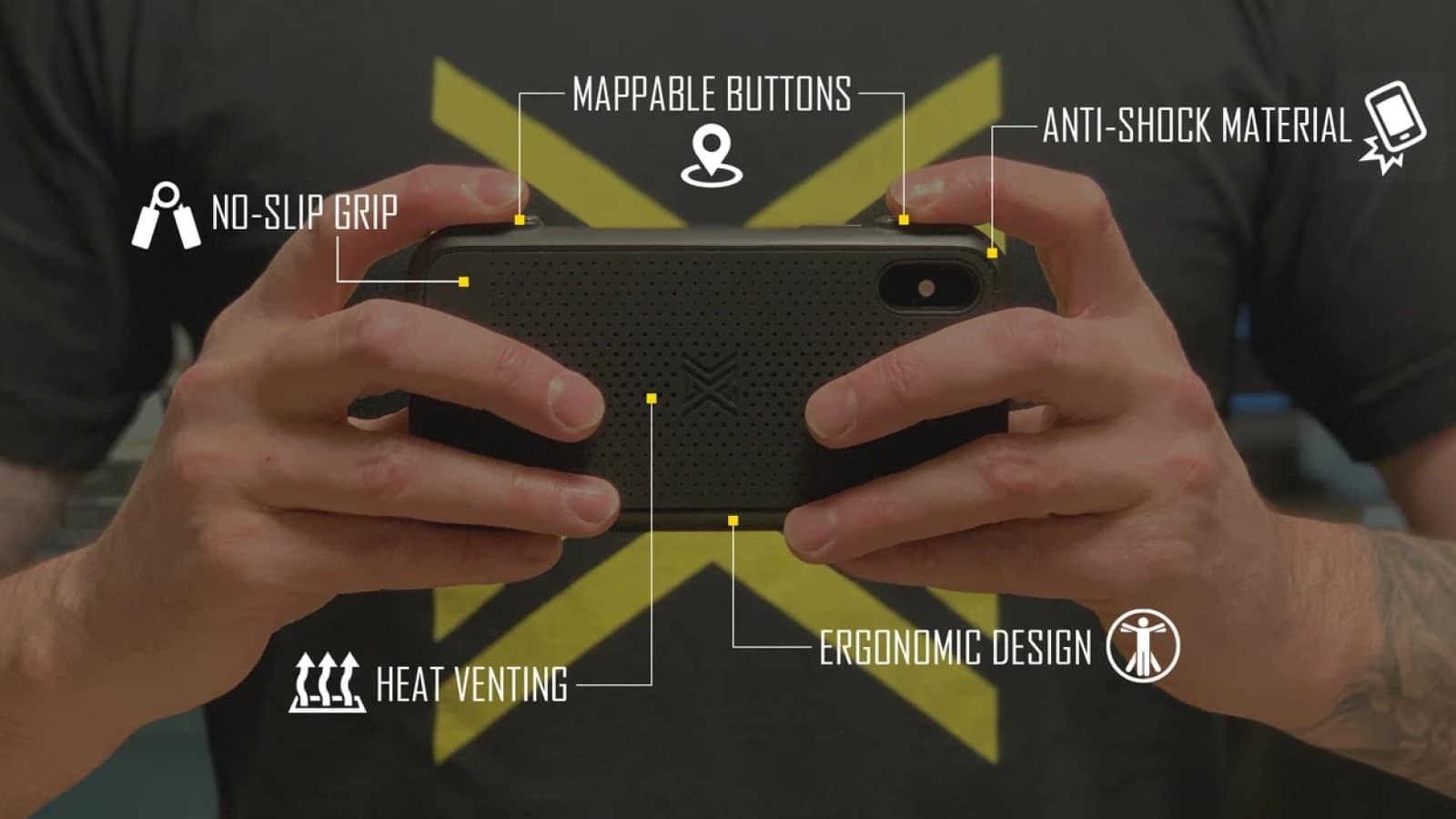 MCG'nin bu yeni oyun kasası, iPhone'unuza hatırlanabilir düğmeler ekliyor 1