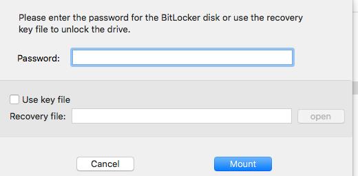 Mac Review için iSumsoft BitLocker Okuyucu 2
