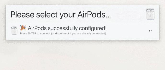 Alfred İş Akışları Airpods Konektörü