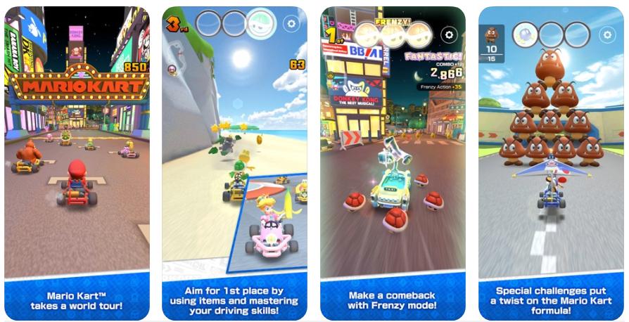 Mario Kart Dünya Turu zaten resmi çıkış tarihine sahip