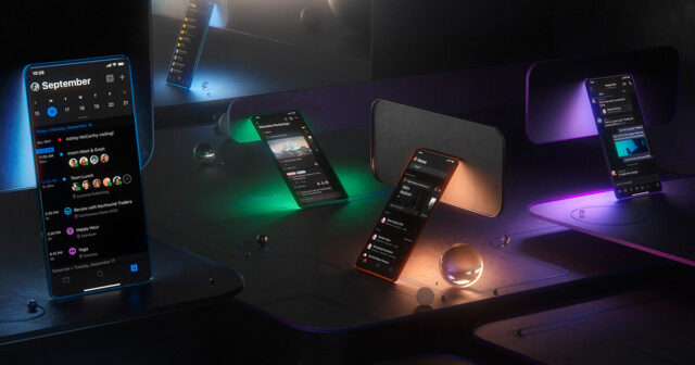 microsoft apps karanlık modu