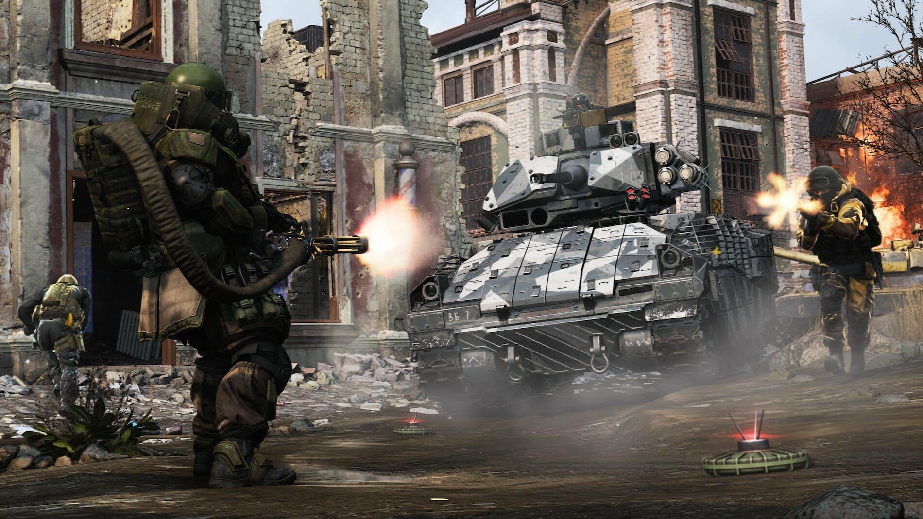 Modern Warfare ', klavyeniz ve farenizle konsolda oynamanıza izin verecek 1
