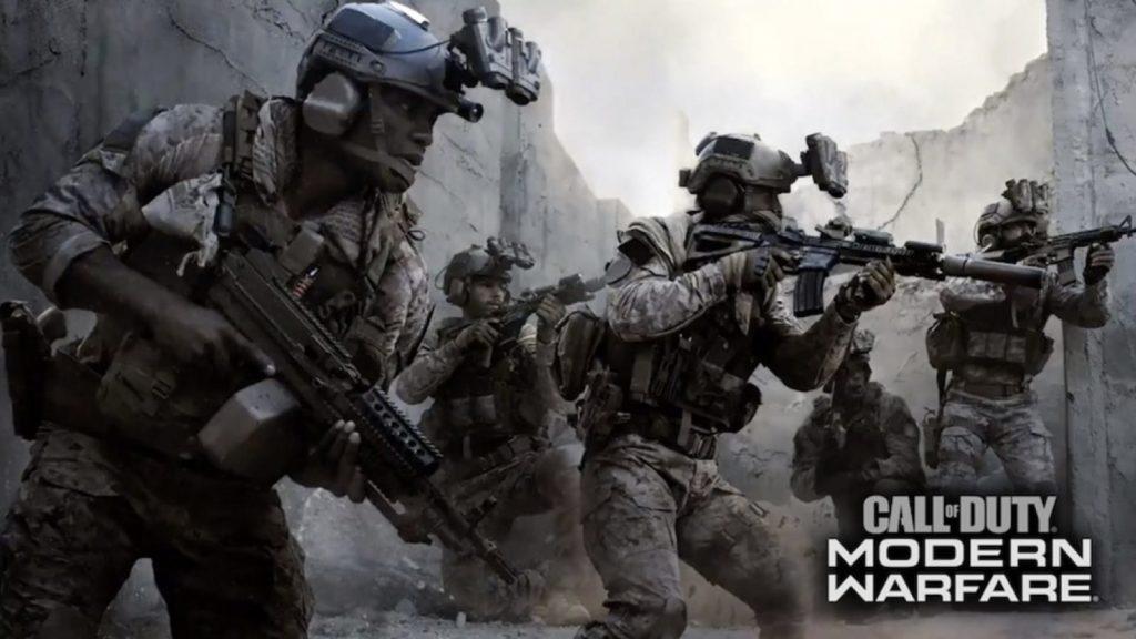 Modern Warfare Multiplayer - Tüm Silahlar Onaylandı 2