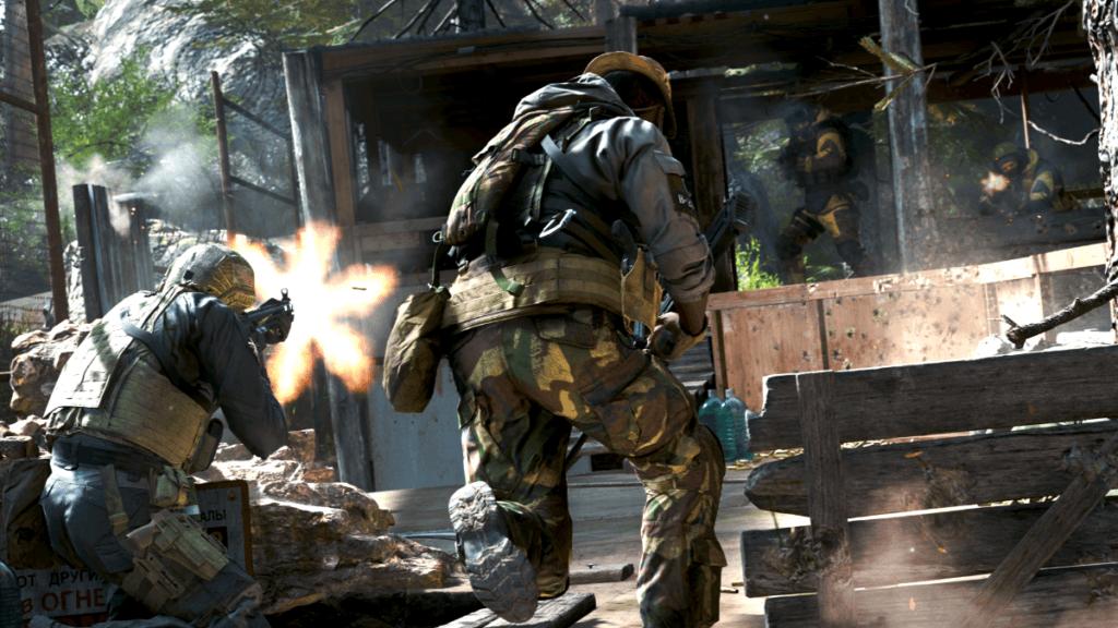 Modern Warfare Multiplayer - Tüm Silahlar Onaylandı 1