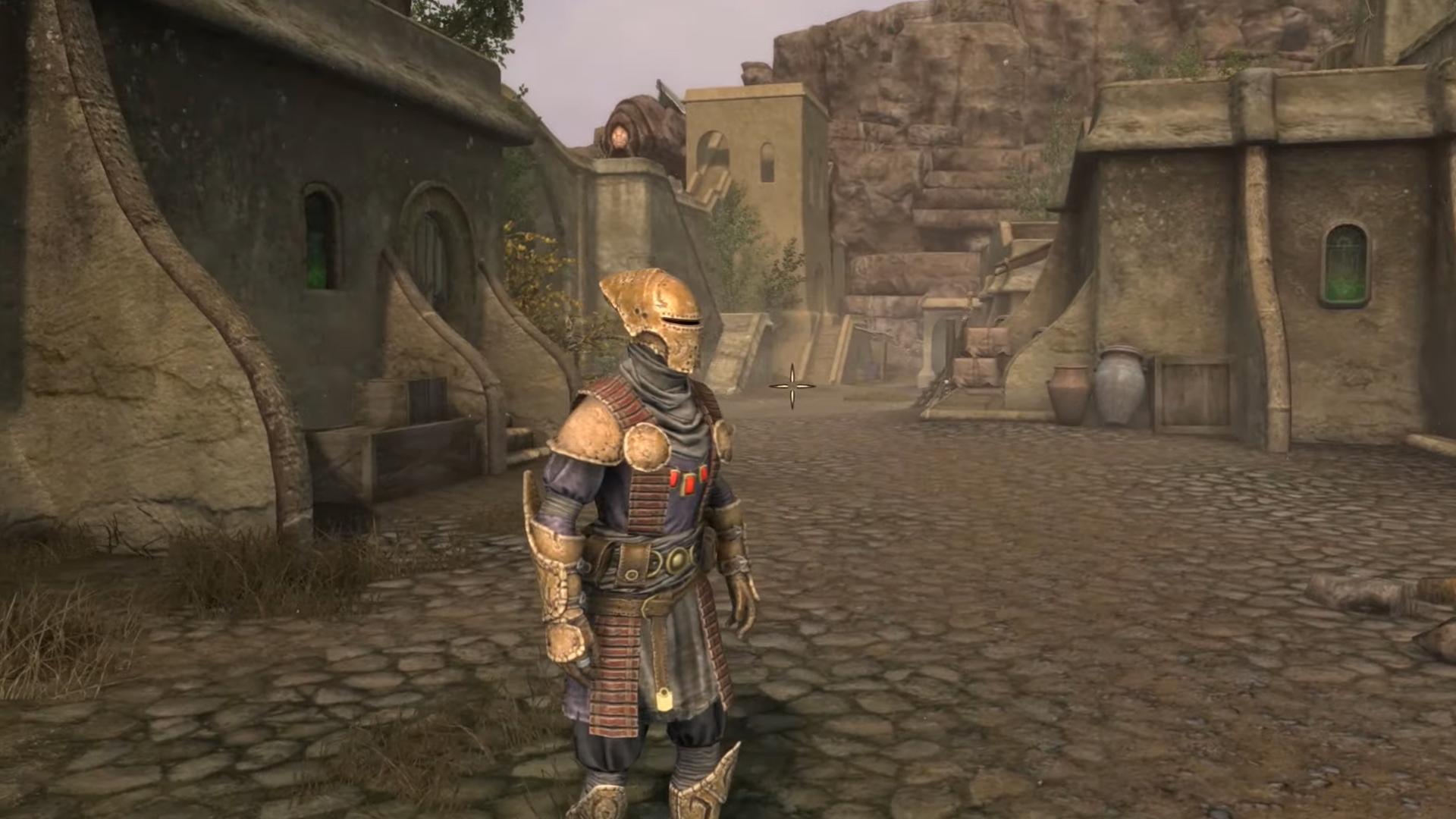 ▷ ▷ Morrowind, Skywind'in ilk oynanış filminde Skyrim modu olarak muhteşem görünüyor »✅ 1