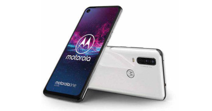 Motorola Bir Eylem
