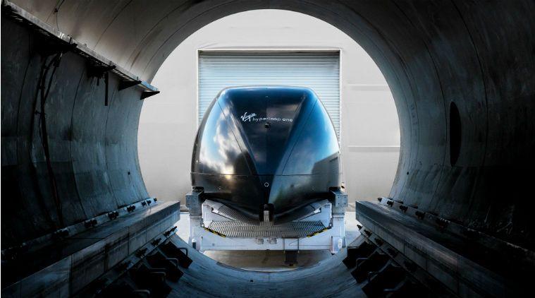 Mumbai-Pune'a 35 dakika içinde bağlanmak için Virgin Hyperloop One: İşte bilmeniz gereken her şey 1