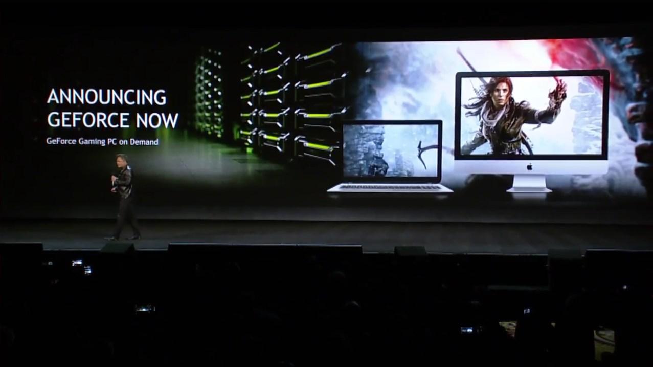 NVIDIA GeForce'u Hemen Getiriyor Cloud Gaming Services'i Yakında Android Cihazlara Sunuyor 1