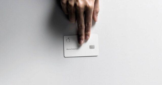 kredi kartı Apple kart