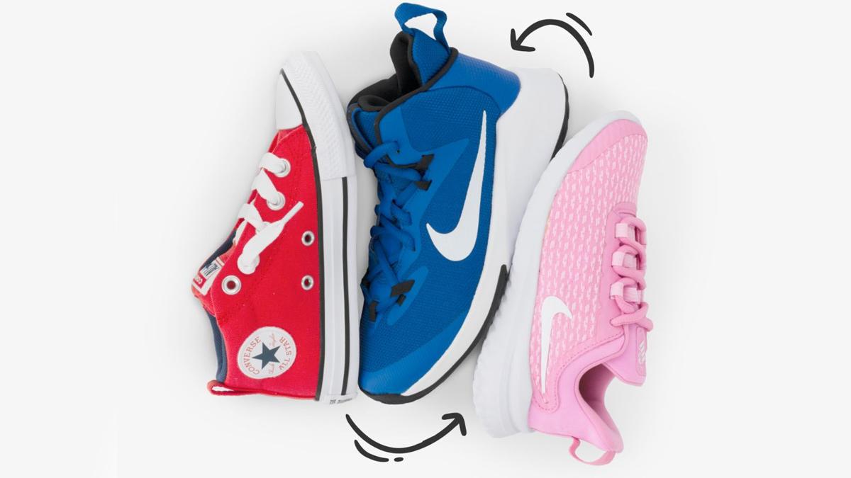 Nike, çocuk ayakkabıları için abonelik hizmeti başlattı 1