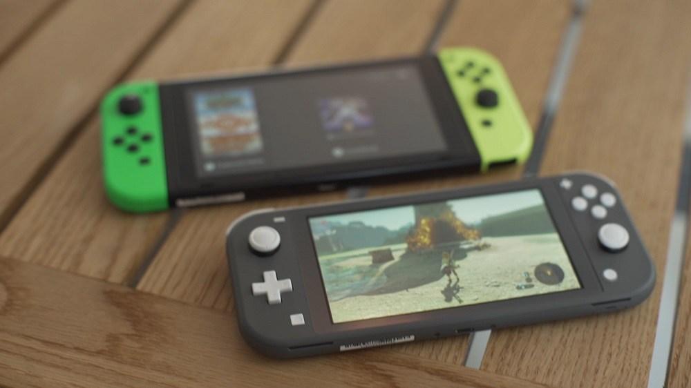 Nintendo Switch Lite Hands-On Roundup: Eylül Ayının Öncesinde Cihaza Erken Bakış 2