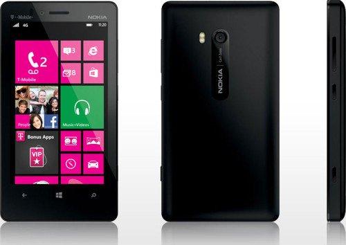 Nokia Lumia 810 ve Lumia 820 İnceleme 1