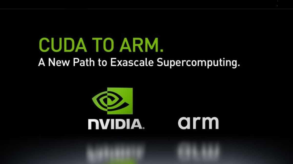 Nvidia, ARM süper bilgisayarları için yazılım yığını açtı 1
