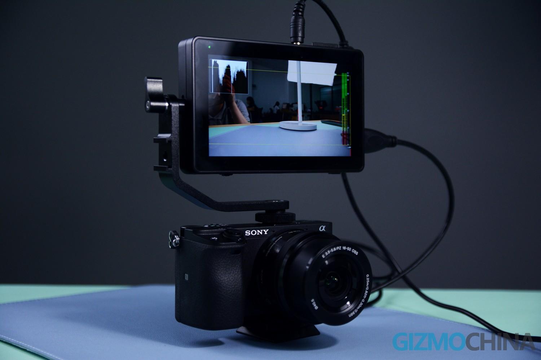 Pergear A6 Plus DSLR monitör İnceleme: en iyi 5.5-inç bütçeli kamera monitörlerinden biri 1