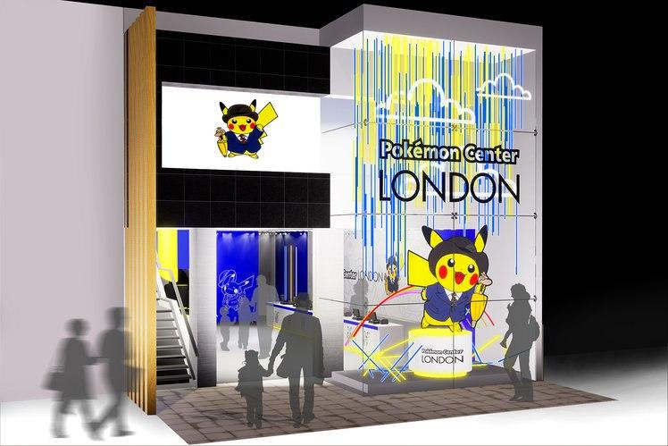 Pokemon Center mağazası sonunda Londra'ya geliyor 1