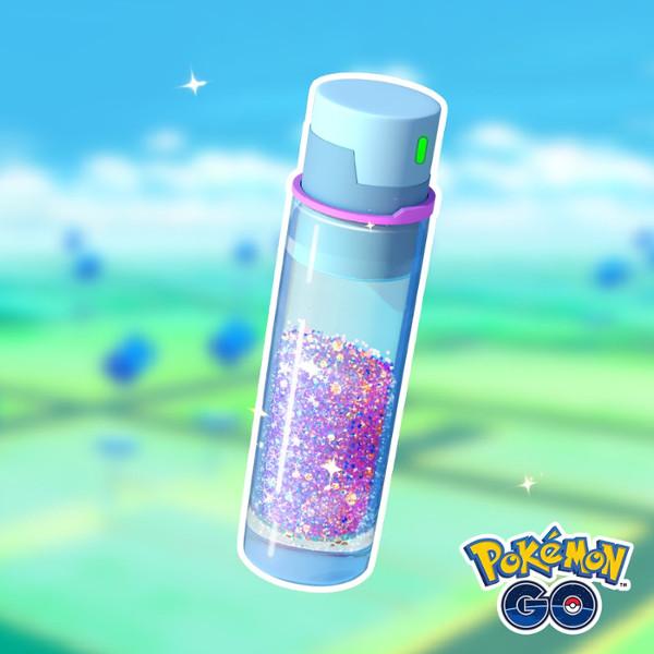 Pokemon Go Player 1 Catch için 19k Stardust Got 1