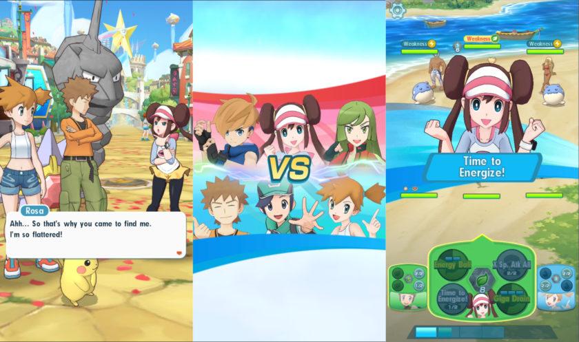 pokemon ustaları ekran görüntüleri