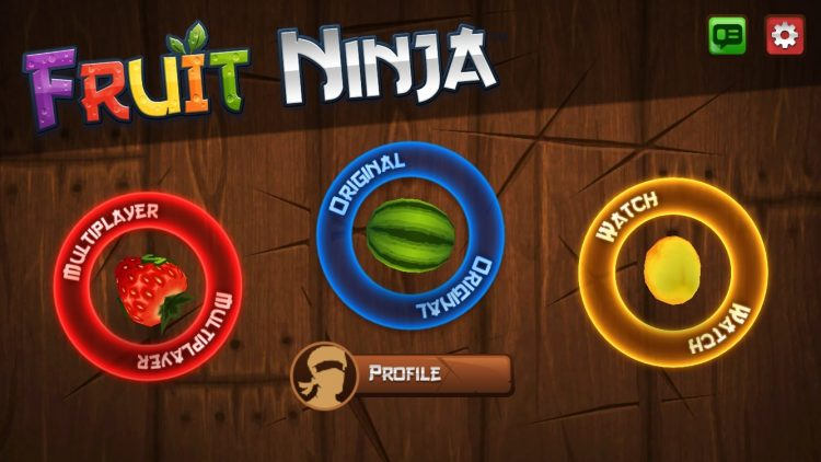Retro inceleme: Meyve Ninja 1