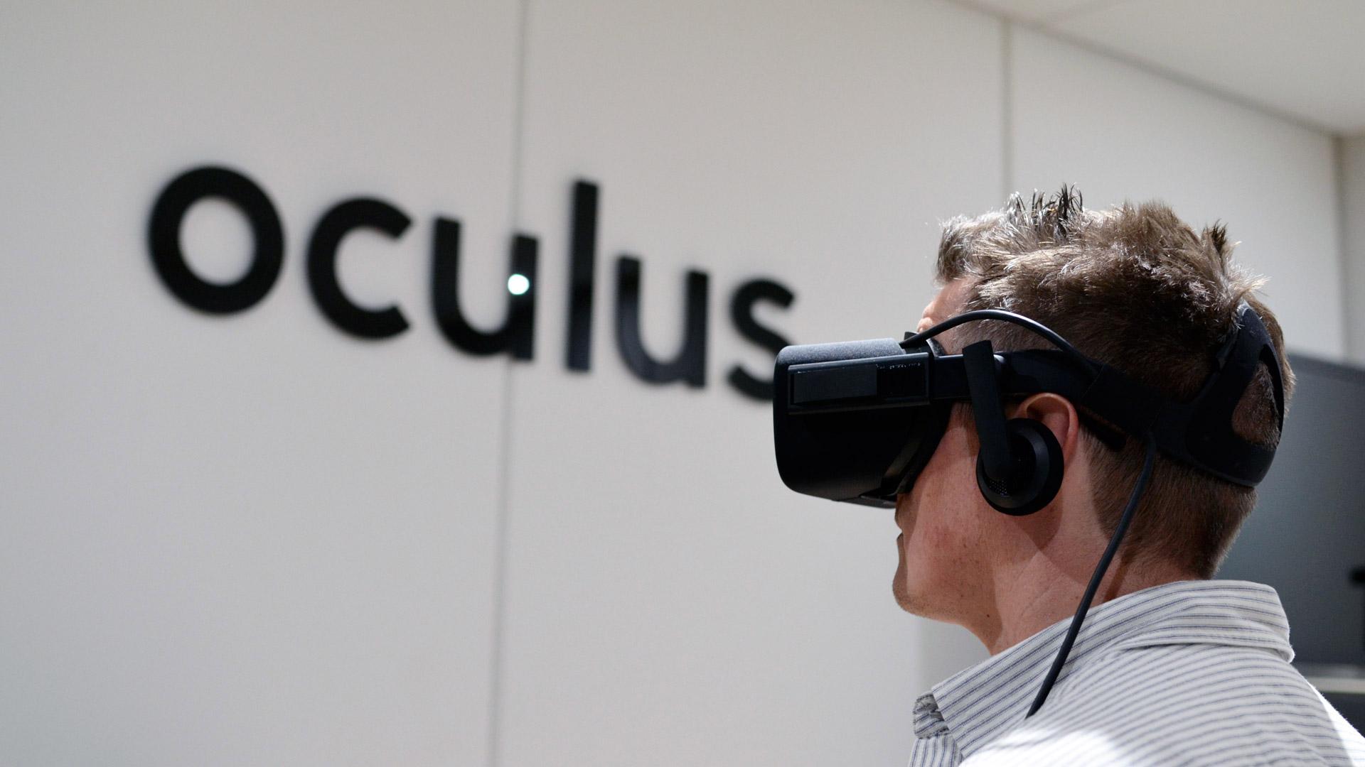 Rift S, bir sonraki Oculus sanal gerçeklik gözlüklerinin adı olacaktı. 1