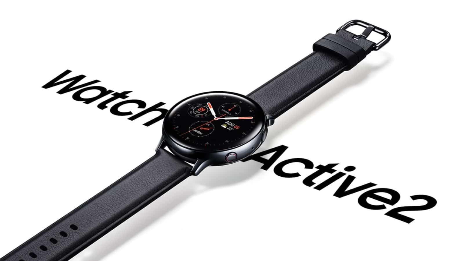 Samsung Galaxy İzle Active 2, bir çerçeve ile, çerçeve kontrolünü geri getiriyor 1