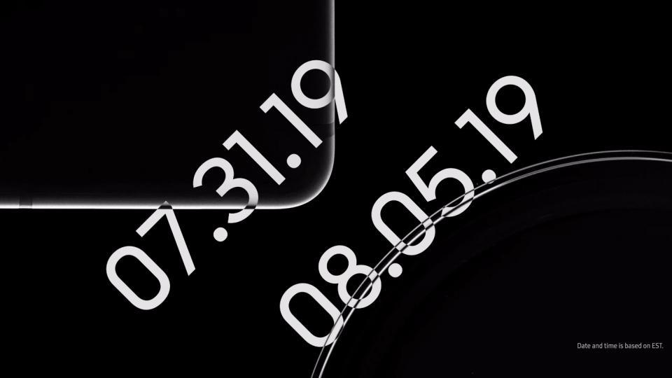 Samsung Galaxy Watch Active 2 gelecek hafta resmen başlayacak 1