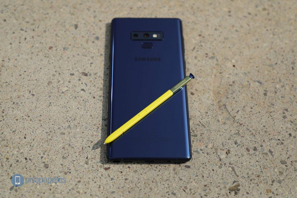 Samsung İnceleme Galaxy Note 9 1
