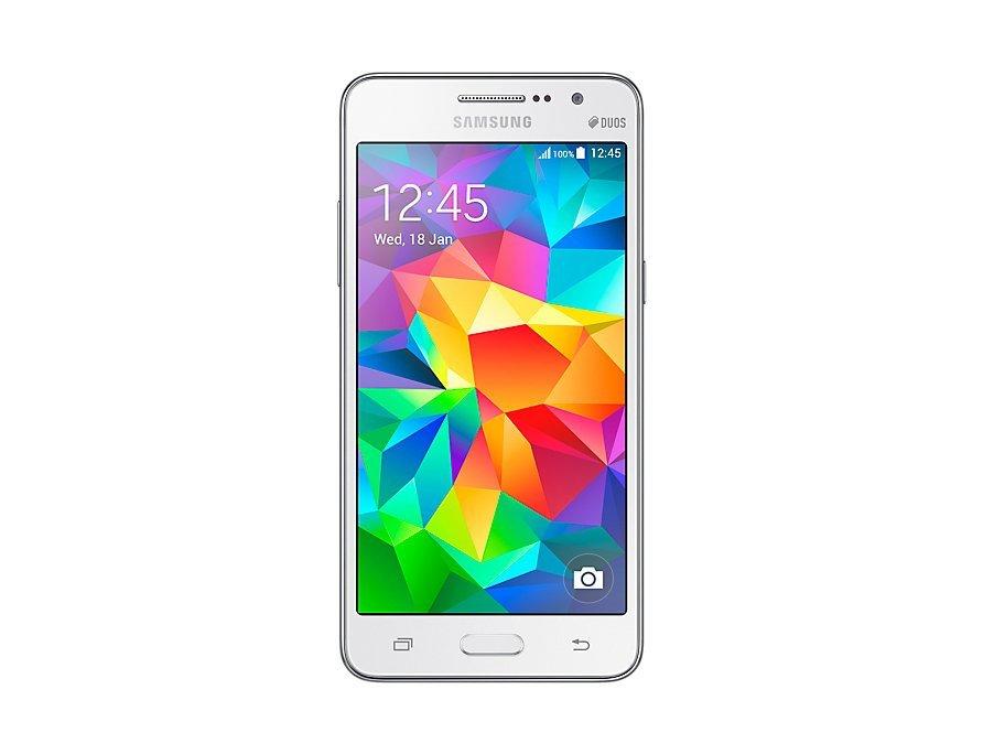 Samsung formatı Galaxy Grand Prime: Öğretici 1