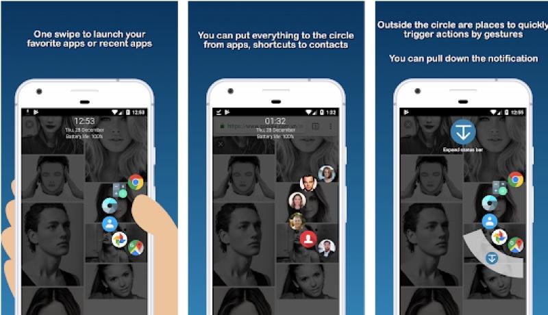 Samsung'u Alın Galaxy Herhangi bir Android Mobile'de Stil Paneli 1