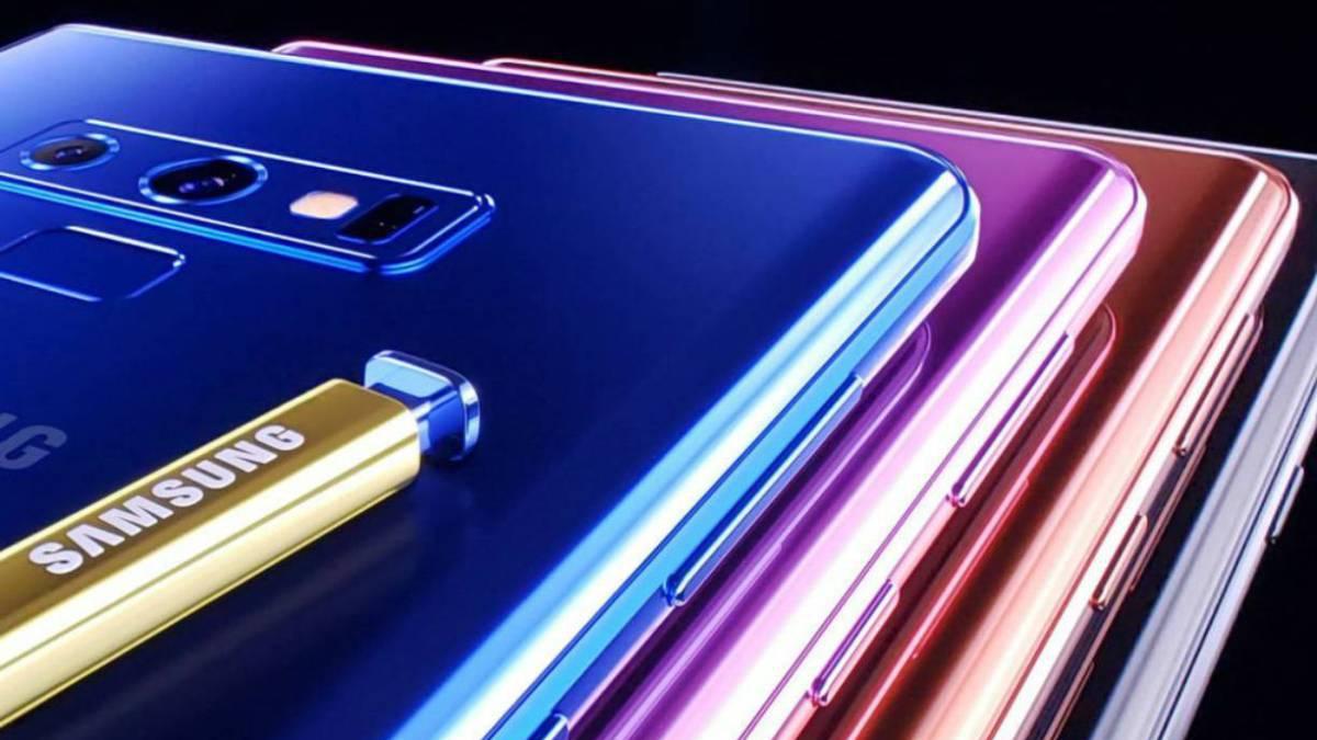 Samsung'un olası fiyatı filtrelendi Galaxy Note  10 1