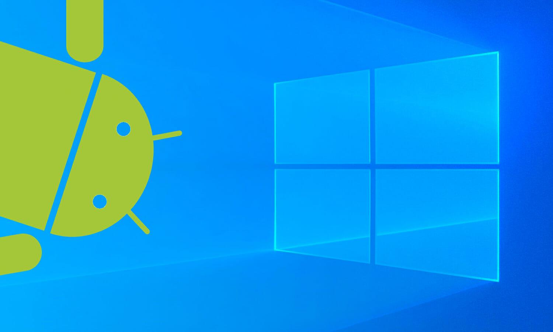Şimdi Android bildirimlerinizi Windows 10 1