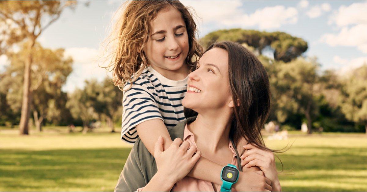 Sky Mobile, sadece çocuklar için Spacetalk smartwatch'ı başlattı 1