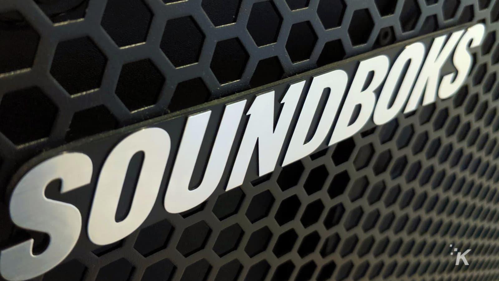 Soundboks'un bu Bluetooth hoparlörü nereye giderseniz gidin rave'i getiriyor 1