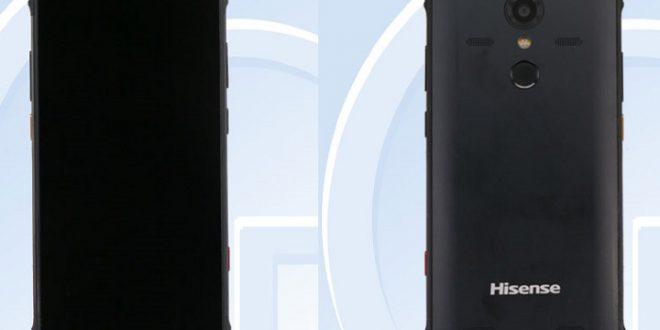 TENAA'da 5400 mAh Pilli Güvenilir Hisense D6 Telefonu Görünüyor 1