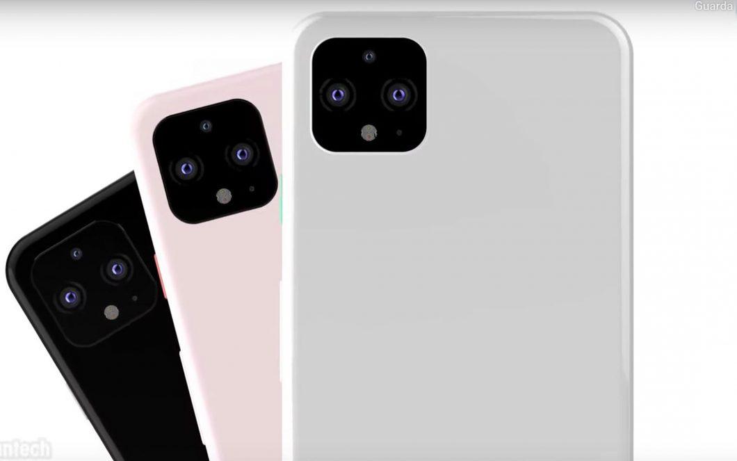 Videoda Pixel 4: tasarımını sevmeye başlayacaksınız 1
