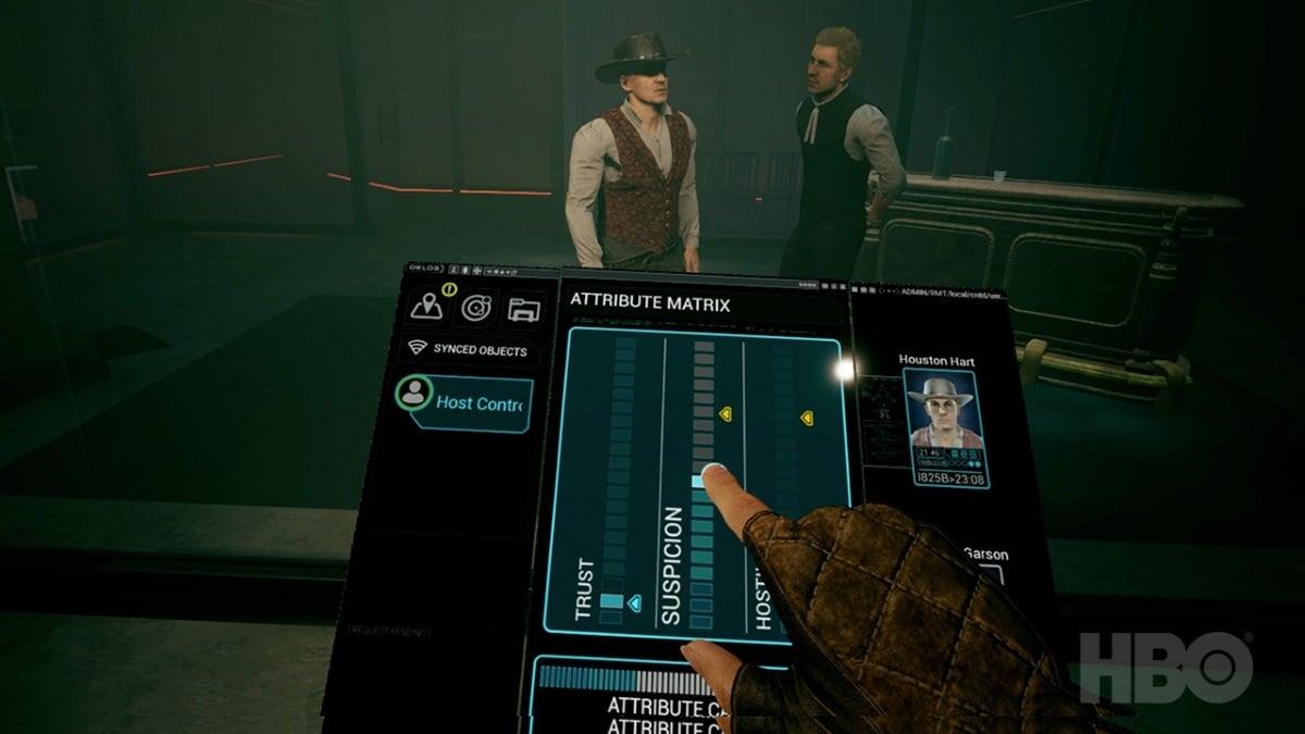 westworld vr 2 Westworld Uyanış VR