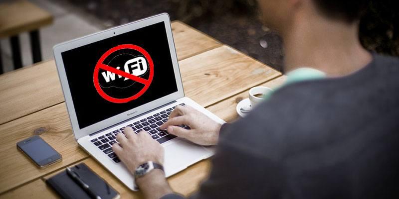 WiFi Sorunları ve Bağlantı Bırakma ile bir Mac Fix 1