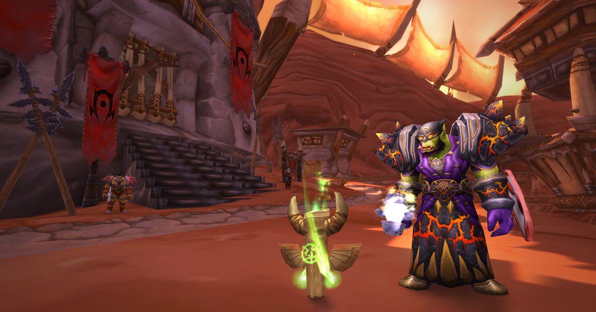 World of Warcraft Classic bir önemli unsuru kaçırabilir: drama 1