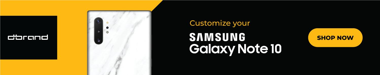Samsung Exynos 9825 yonga seti için tam zamanında resmi olarak Note 10 lansmanı 1