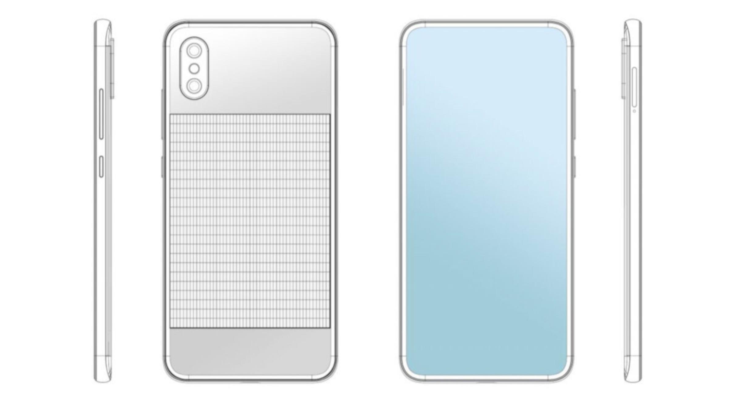 Xiaomi Solar Panel ile Bir Akıllı Telefon Geliştiriyor 1