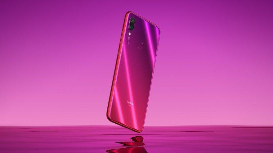 Xiaomi-redmi-nota-7'ler