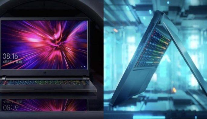 Laptop Xiaomi Mi Gaming 2019