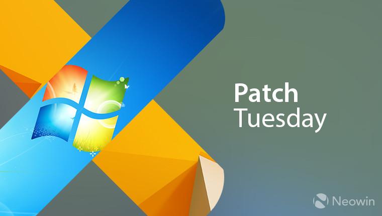 Yama Salı: İşte yeni olanlar Windows 7 ve Windows 8.1 1