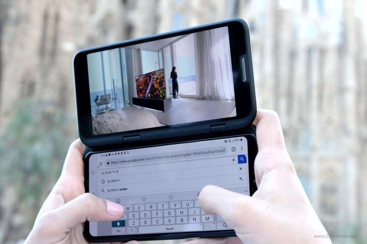 Yeni LG çift ekran amiral gemisi IFA 2019'a varacak, LG V60 ThinQ olabilir 1