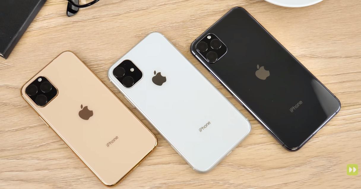 Son iPhone 11 'kukla birimleri' ortaya çıkabilir Appleen gizli tasarımları