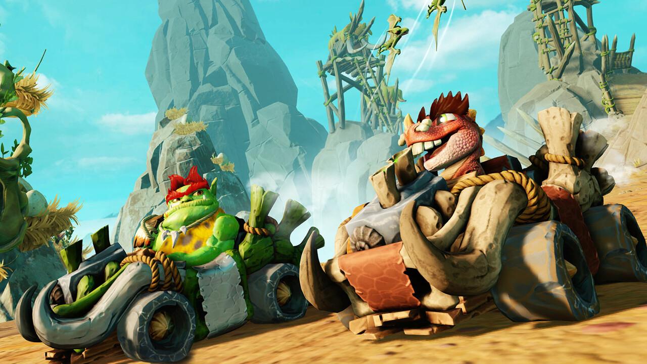 """Yine """"isteğe bağlı"""": Crash Team Racing yakında ek alımlar yapacak"""