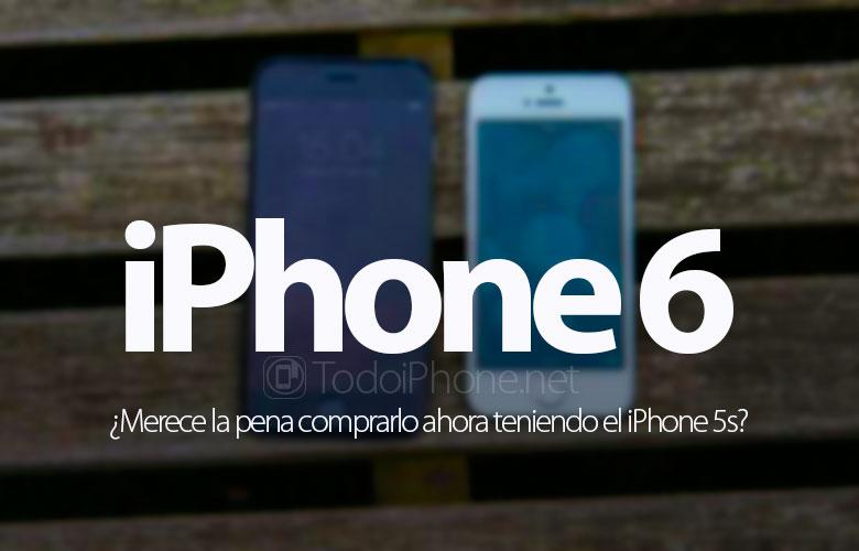 Zaten bir iPhone 5s varsa, şimdi iPhone 6 satın almaya değer mi? 1