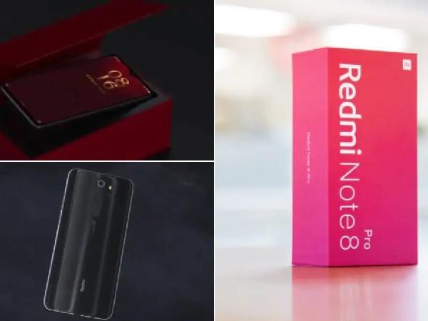 redmi Note 8, Note 8 Pro tekrar tekrar dalgalandı: İşte ayrıntılar